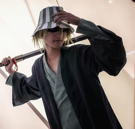 Cosplay Urahara Kisuke