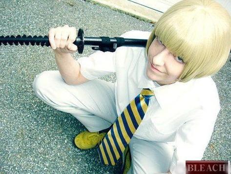 Cosplay Shinji Hirako