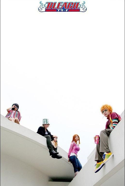 Cosplay Team ~ Bleach ~