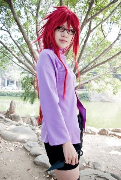 Cosplay Karin