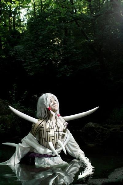 Cosplay Kimimaro Kaguya
