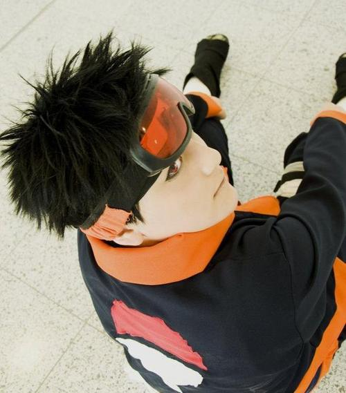 Cosplay Obito et Rin