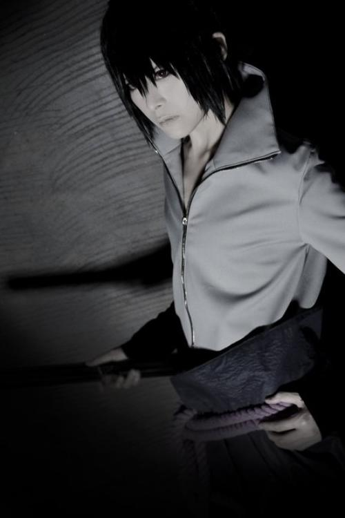 Cosplay Sasuke Uchiwa
