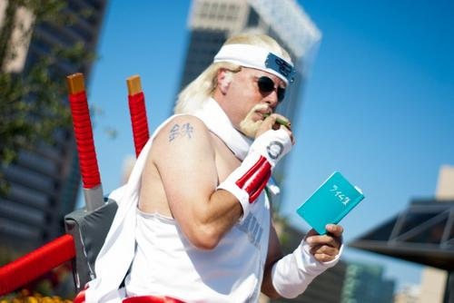 Cosplay Killer Bee