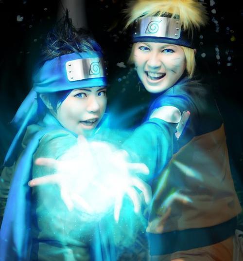 Cosplay Naruto Uzumaki