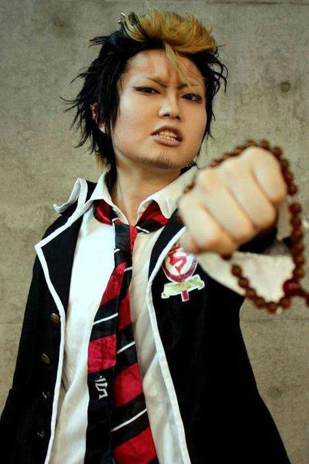 Cosplay Suguro Ryuji
