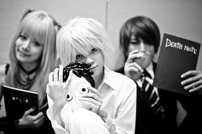 Cosplay Divers ~ Death Note ~
