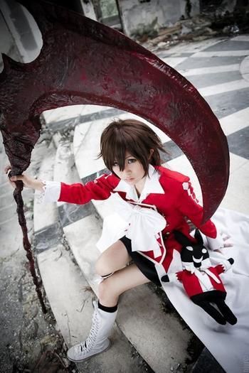 Cosplay Alice