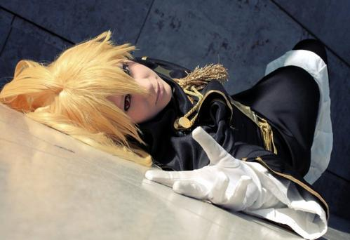 Cosplay Vincent Nightray