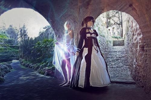 Cosplay Alice et la Volontée de l'abyss