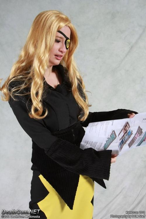 Cosplay Marie Mjölnir