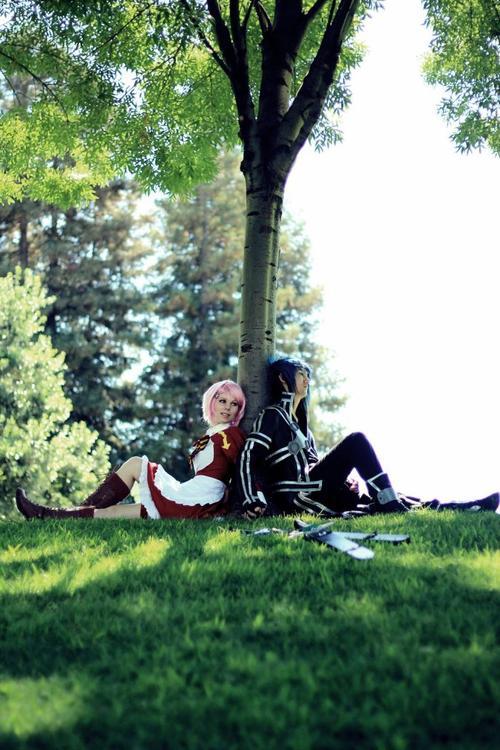 Cosplay -  Lisbeth -