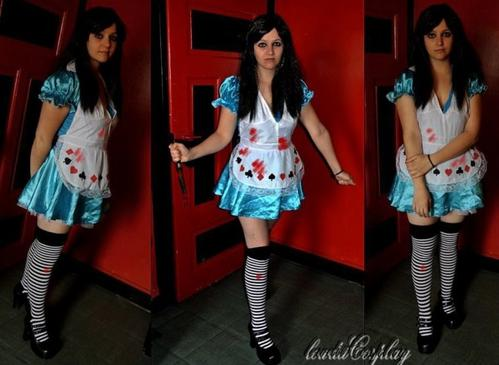 Clin d'½il Cosplayeuse ~ Lowdii ~