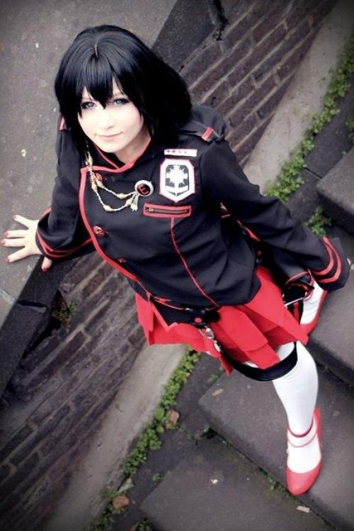 Cosplay Lenalee ~ Cheveux court ~