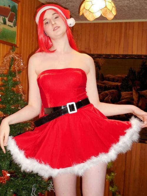 Cosplay Christmas Erza ~ Photoshoot ~