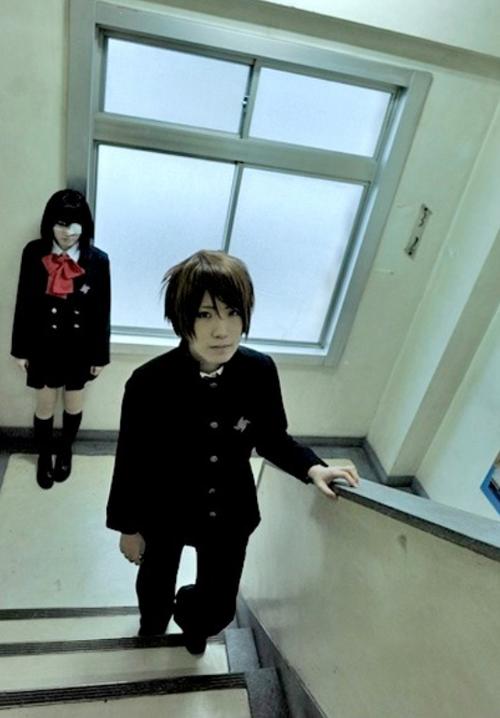 Cosplay  Kōichi Sakakibara