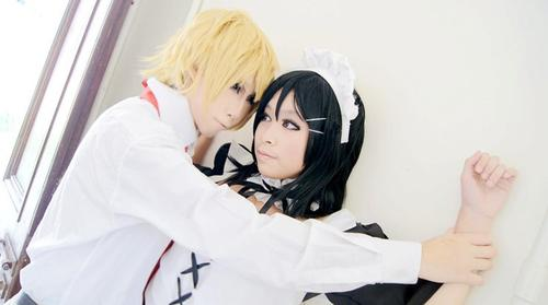 Cosplay Misaki et Usui