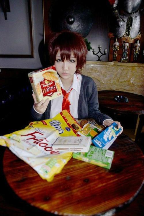 Cosplay Hinata Shintani