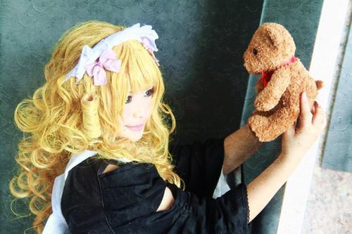 Cosplay Aoi Hyoudou