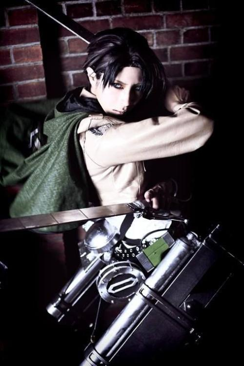 Cosplay Rivaille