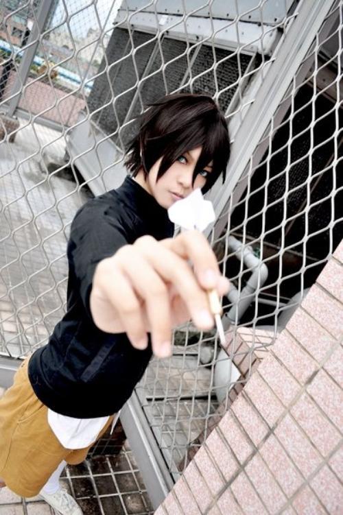 Cosplay Yukiteru Amano