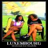 IL ETAIT UNE FOIS DANS UNE VILLE APPELEE LUXEMBOURG...... Une jamaicaine camerounaise et une congolaise....