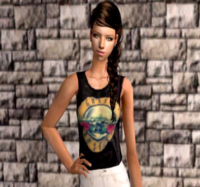 Vivez Sims - Matéa Yon