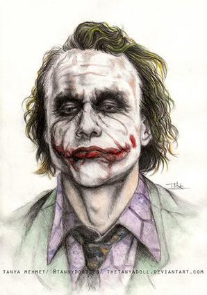 Les meilleurs dessins et peintures de mon chouchou 3 - Le joker dessin ...