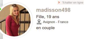 Encore une grosse fake ===>> madisson498