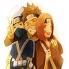 - Kakashi & Obito & Rin -