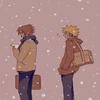 - Sasuke & Naruto -