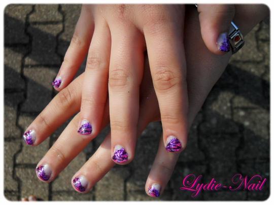 Ongles de Lydie =)