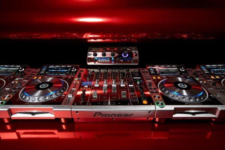 Ma passion pour le mix en live