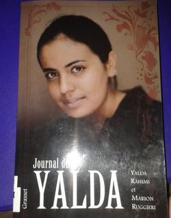 .  Journal de Yalda - Yalda Rahimi.