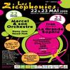 """Concert le 23 mai à clermont """"ZICOPHONIE 2009"""""""