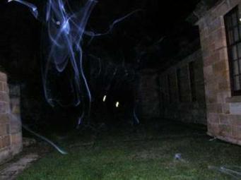Comment photographier les fantômes