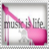 (*·.¸(`·.¸ Music Is Life ¸.·´)¸.·*)
