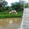 Back flip!!!!!!!!