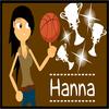 Hanna (jouée par xXlolita)