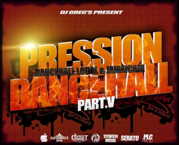…•☆/★ DJ GREG'S PRESSION DANCEHALL Part.V …•☆/★ .... MixLive#2013 …•☆....…•☆18 Minute De Mixe Live Dancehall Jamaicain & Local…•☆/★