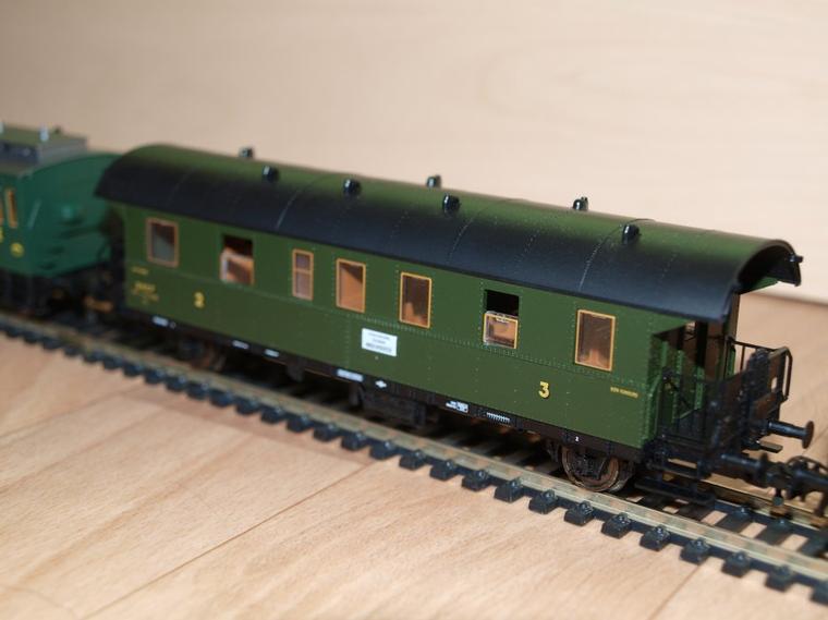 fleischmann voiture voyageurs sncf 5073 ho blog de trains ho jouef. Black Bedroom Furniture Sets. Home Design Ideas