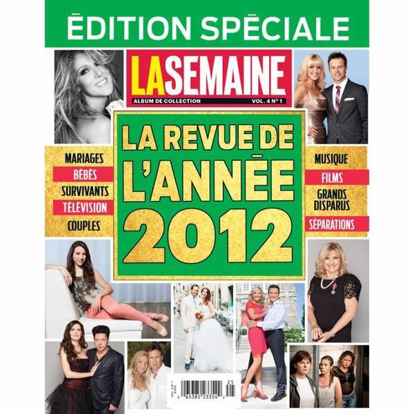 Edition spéciale au Quebec de La semaine ...