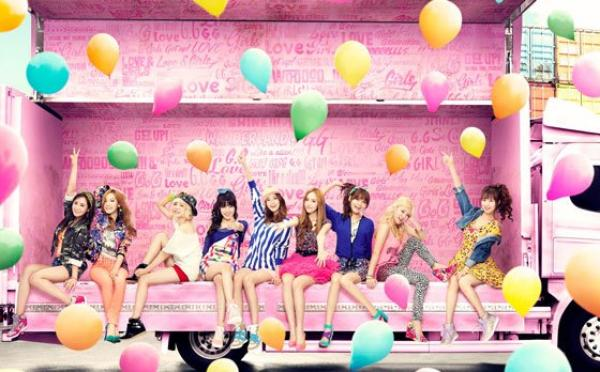 Les Girls' Generation(SNSD) !