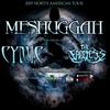 Meshuggah de passage à Montréal en février