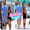 Dessin fin à un week-end décontracté, Ashley Tisdale a été repéré avec son petit ami Scott Speer à Malibu le dimanche (2 mai).