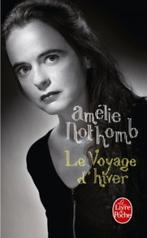 Le voyage d'hiver de Amélie Nothomb