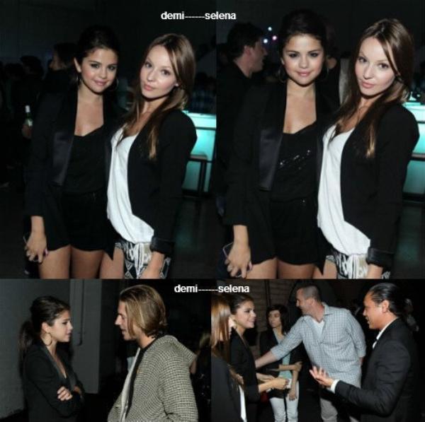 Selena Gomez: à une Lunch Party à Hollywood avec des amis le 14 juin