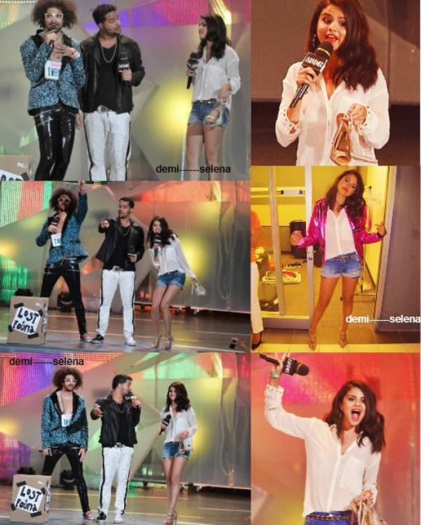 Selena Gomez: MMVA (Much Music Video Award)