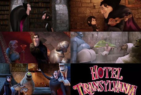 Selena Gomez: quelques photos de Hotel Transylvania
