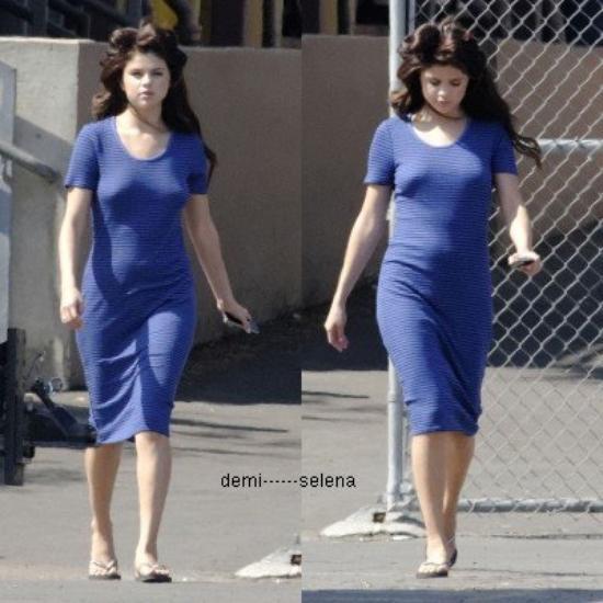 """Selena Gomez: sur le tournage de son nouveau film """"Parental Guidance Suggested"""" le 4 Août"""